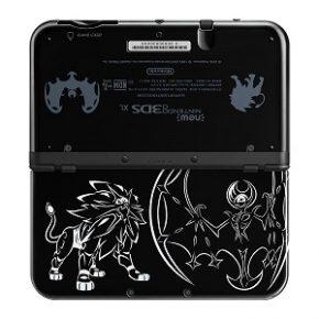 Nintendo lança edição limitada de 3DS XL Pokémon Sun and Moon