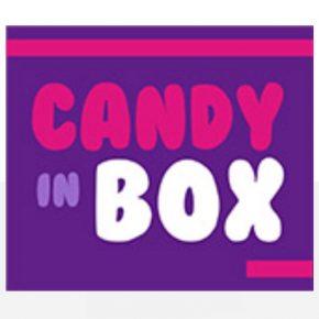 Candy in Box - Caixinha mensal de gostosuras!