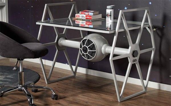 Loja de móveis lança coleção inspirada em Star Wars