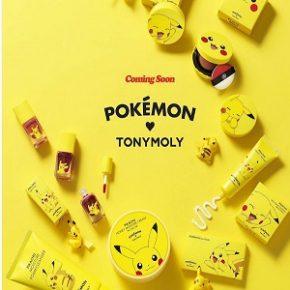 Marca coreana lança linha de cosméticos de Pokémon