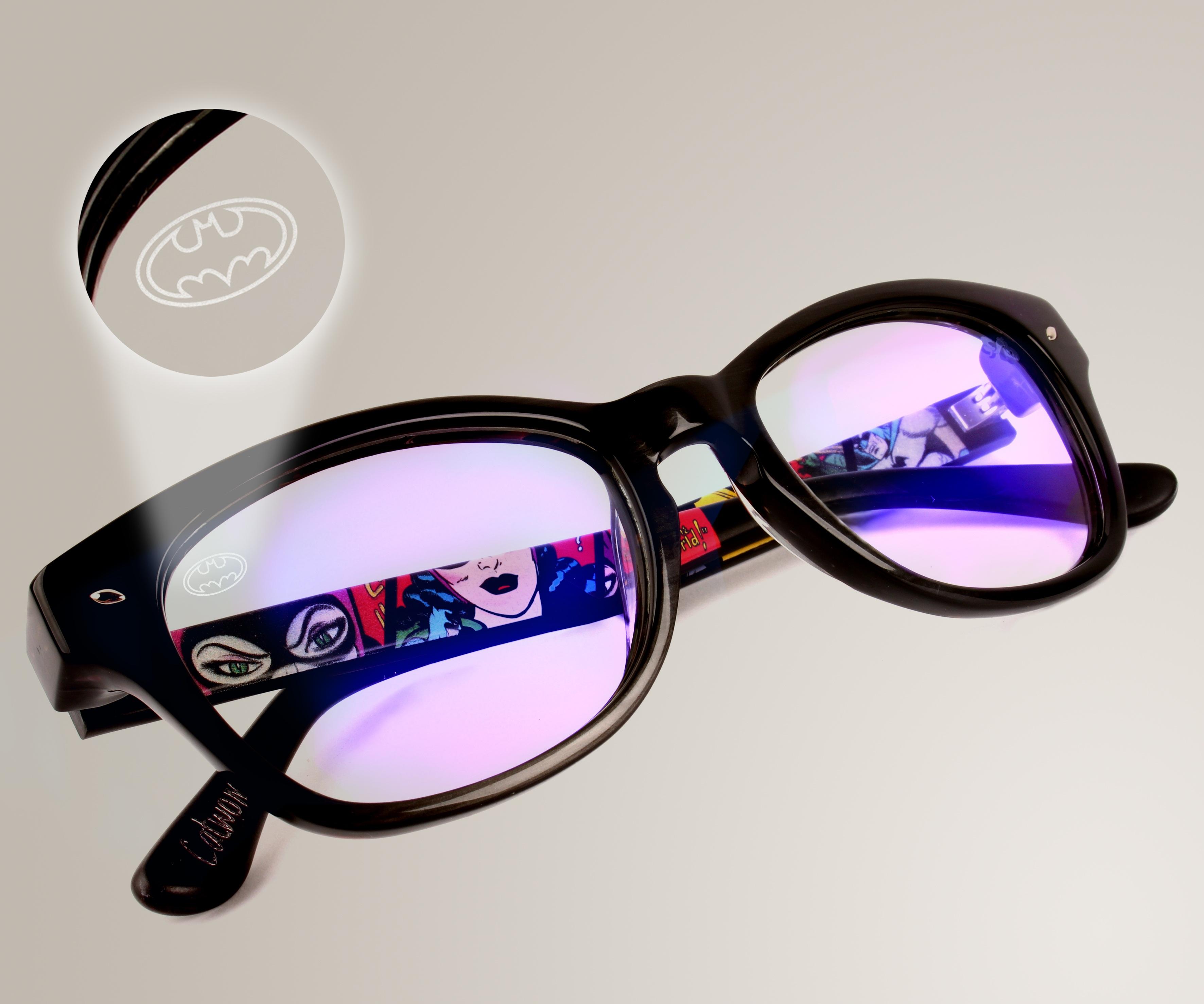 Chilli Beans traz óculos com armações exclusivas dos super-heróis e lentes customizadas na CCXP