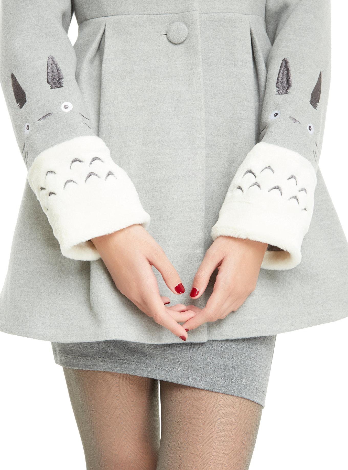 Casaco Totoro