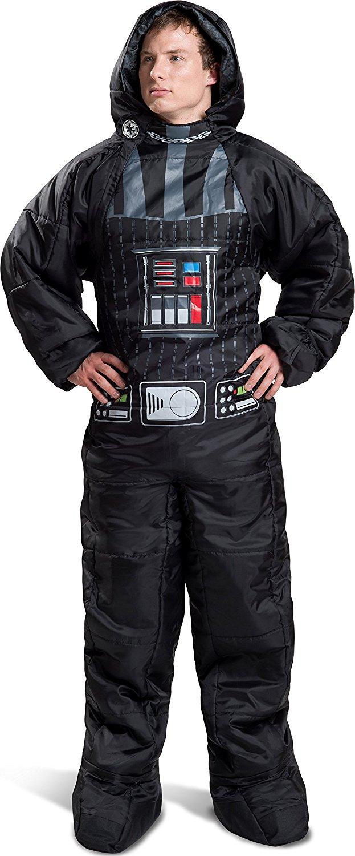 Sacos de dormir inspirados em personagens de Star Wars