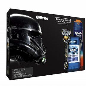 """Star Wars: Gillette lança campanha de Rogue One """"Cada história tem dois lados"""""""