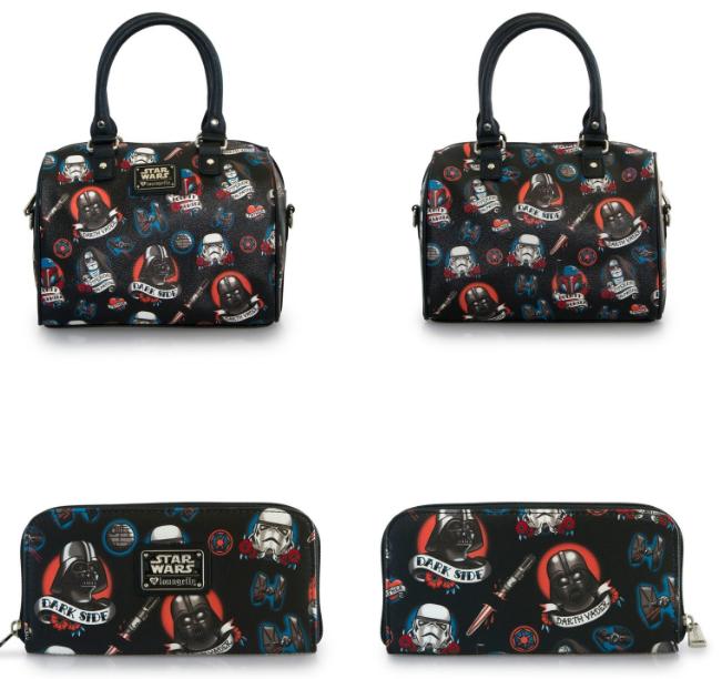 Novos modelos de bolsas Star Wars