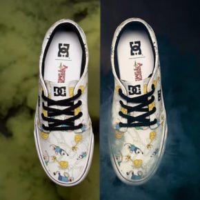 DC Shoes lança coleção de tênis Hora de Aventura