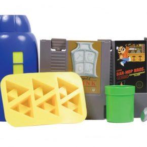 Bartendo - Produtos inspirados na Nintendo para quem gosta de bons drinks