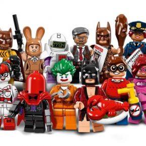 """LEGO revela personagens da nova linha de minifigures do filme """"LEGO Batman"""""""