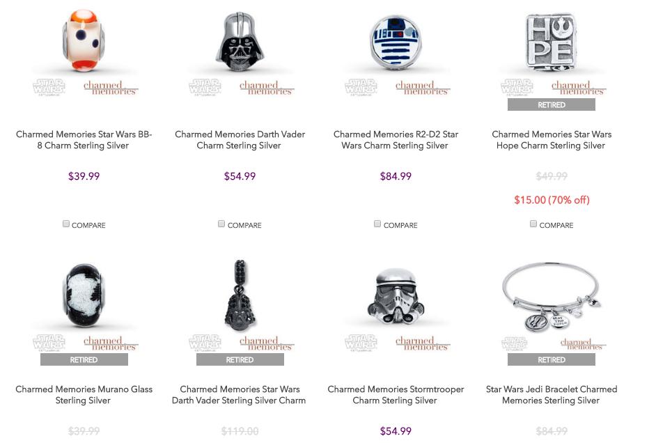 Joalheria lança coleção Star Wars com mais de 100 itens