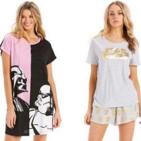 Marca australiana lança coleção de pijamas Star Wars