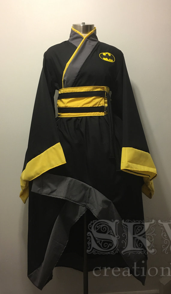 Kimonos lindos inspirados em cosplays