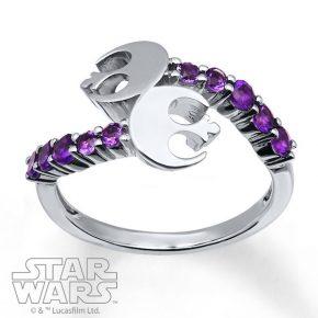 Tradicional marca de jóias cria coleção Star Wars
