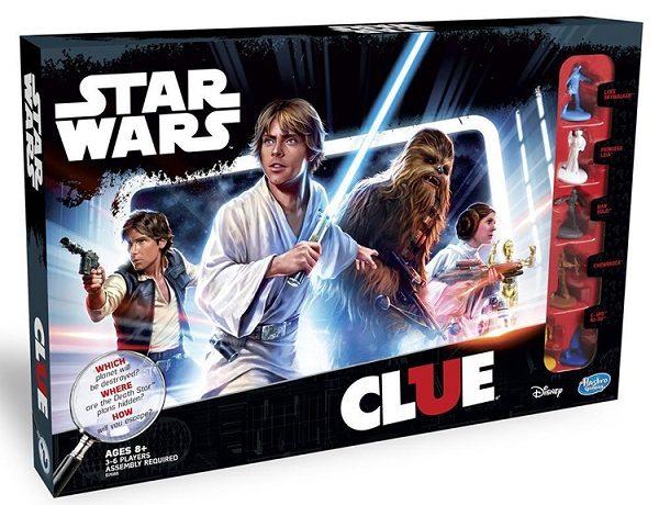 Hasbro lança jogo Detetive de Star Wars em edição 3D