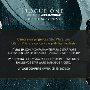"""Vivara leva você até o """"Star Wars Celebration"""", em Orlando"""