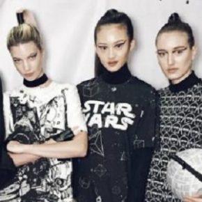 Designer de moda lança coleção de Star Wars com inspiração gótica