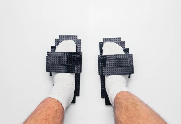 Projeto insere peças de LEGO em objetos do nosso dia a dia