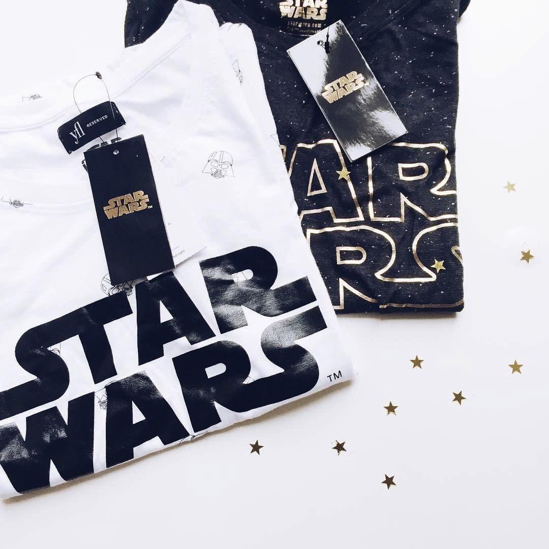 Marca polonesa Reserved lança coleção de roupas Star Wars
