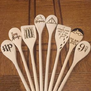Acessórios de cozinha para os fãs de Harry Potter