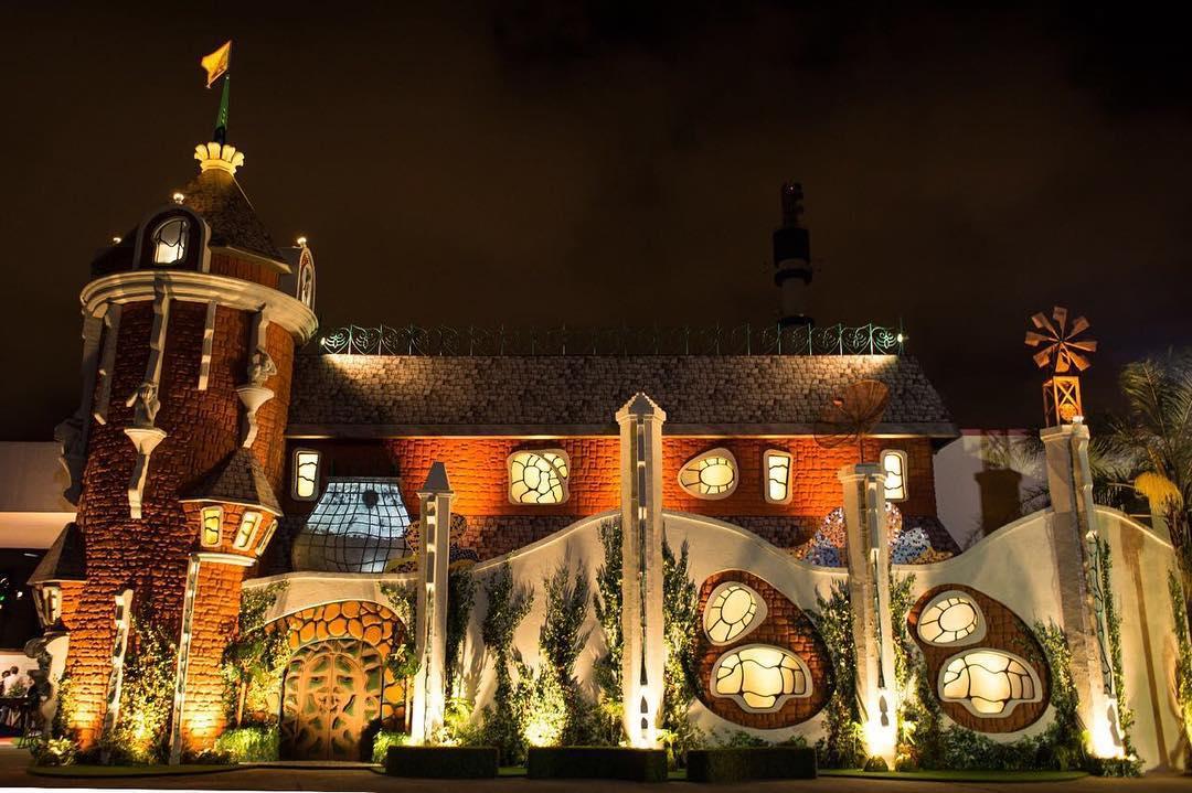 Exposição Rá-Tim-Bum O Castelo recria espaços originais da série