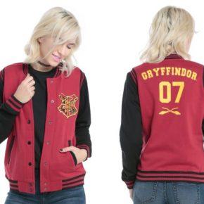 Fãs de Harry Potter vão amar as jaquetas de Quadribol das casas de Hogwarts