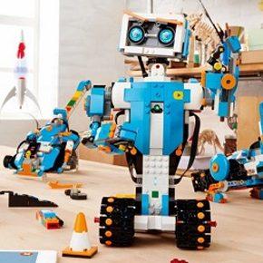Novo projeto LEGO Boost ensina para crianças conceitos básicos sobre programação