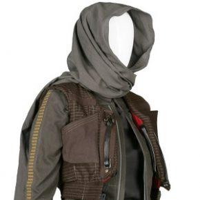 Rogue One - Cosplay oficial de Jyn Erso