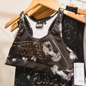 Riachuelo lança coleção moda fitness Star Wars