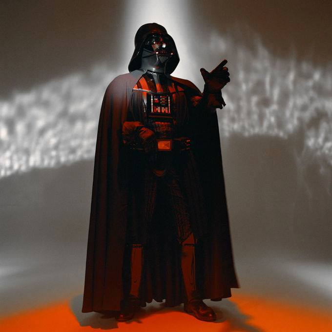 Mark Hamill divulga imagens inéditas dos bastidores de Star Wars: Episódio VI - O Retorno de Jedi