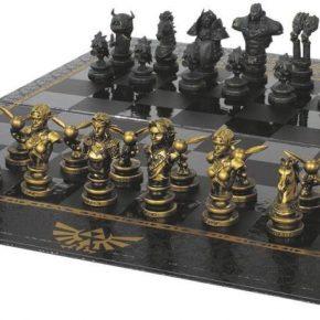 Tabuleiro de xadrez The Legend of Zelda