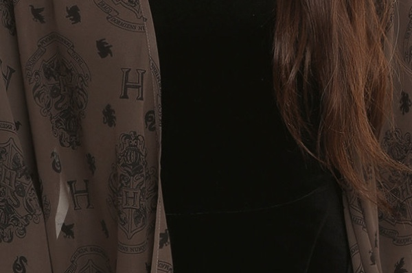 Quimonos Hogwarts: sua casa preferida estampada em lindos quimonos de chiffon