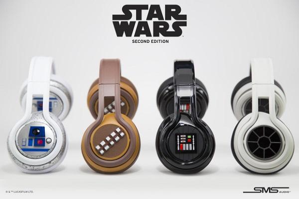 Desejo nerd do dia: 15 fones de ouvido inspirados em nossos personagens preferidos!
