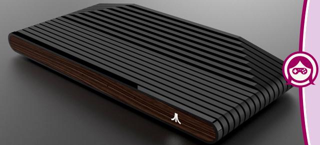 Atari divulga primeiras imagens do novo console Ataribox