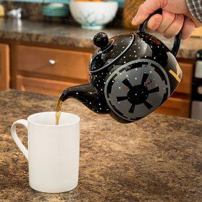 Bule de cerâmica Star Wars: tudo que você deseja para tarde de chá