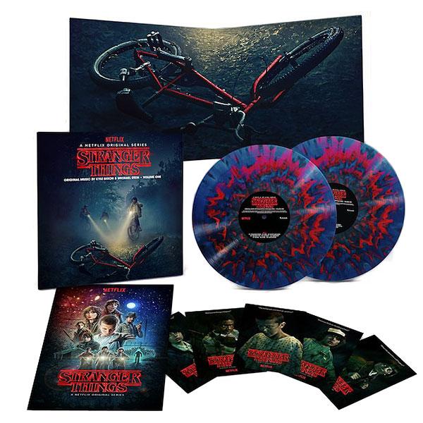 Stranger Things: Vinil edição de luxo com trilha sonora completa da série