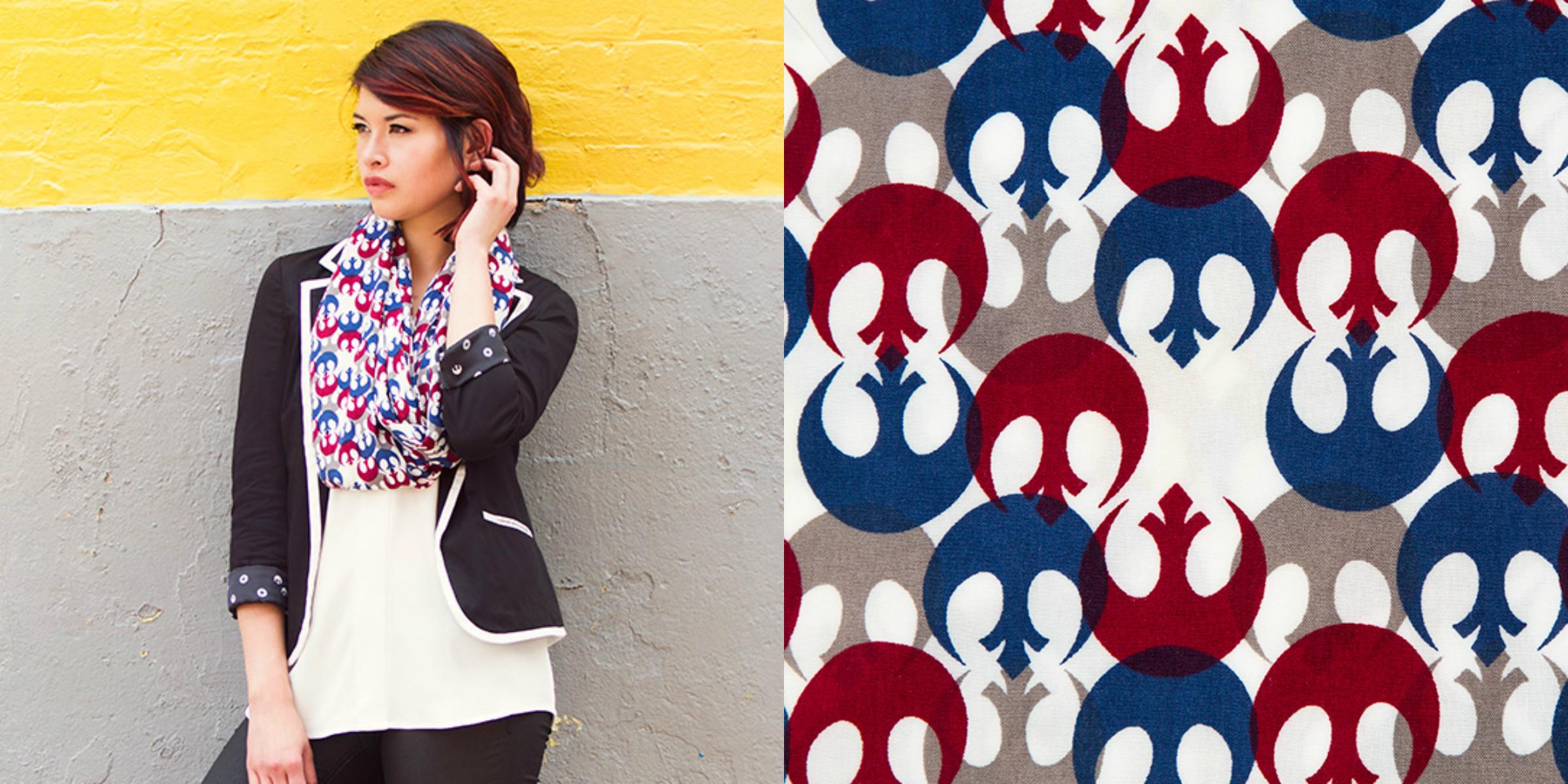 Her Universe e ThinkGeek lançam coleção de roupas sociais para fãs de Star Wars