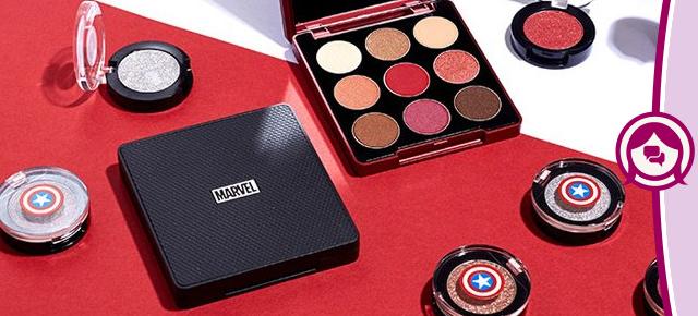 Marca coreana The Face Shop lança linha de maquiagens Marvel