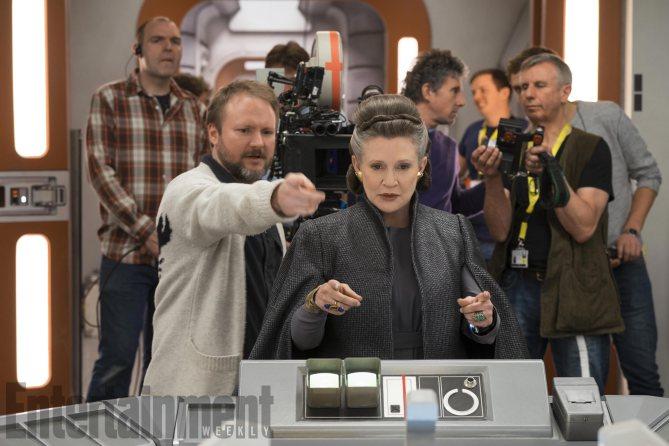 Revista EW divulga novas imagens de Star Wars: Os Últimos Jedi