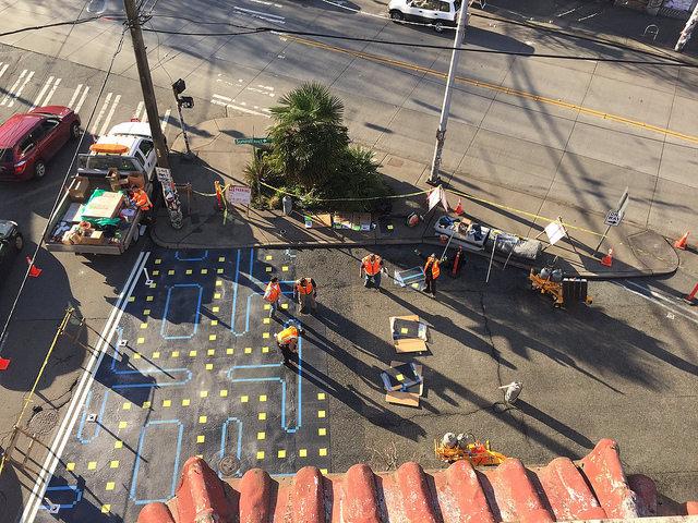 Seattle transforma estrada abandonada em parque temático de Pac-Man