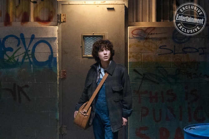 Entertainment Weekly divulga novas fotos da 2ª temporada de Stranger Things