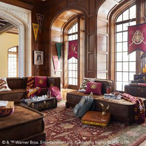 Transforme seu quarto em Hogwarts com nova coleção de Harry Potter!
