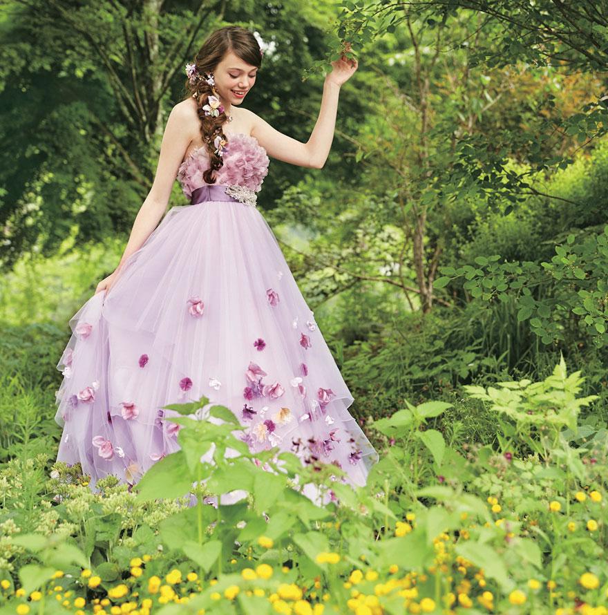 Disney cria parceria com empresa japonesa especializada em vestidos de noivas e eles são incríveis!