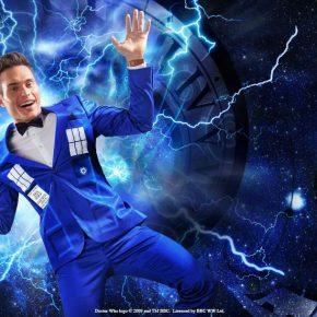 Fantastic! Ternos inspirados em Doctor Who