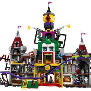 Coringa toma conta da Mansão Wayne em novo conjunto de LEGO!