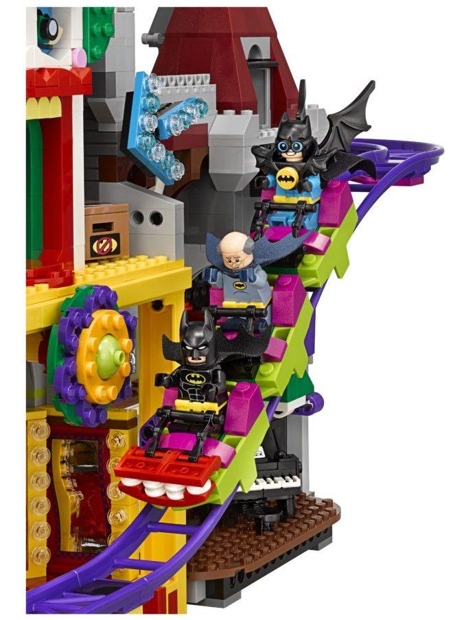 Coringa toma conta da Mansão Wayne em novo conjunto LEGO!