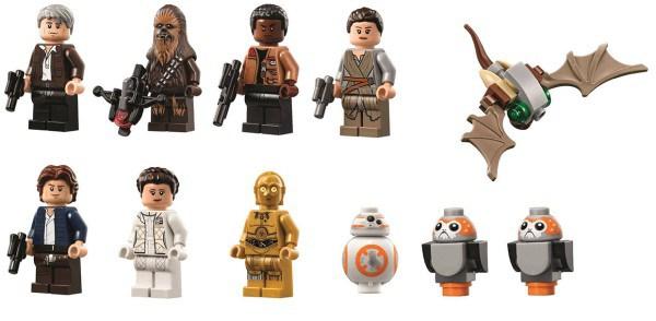 LEGO lança modelo da Millennium Falcon com mais de 7500 peças