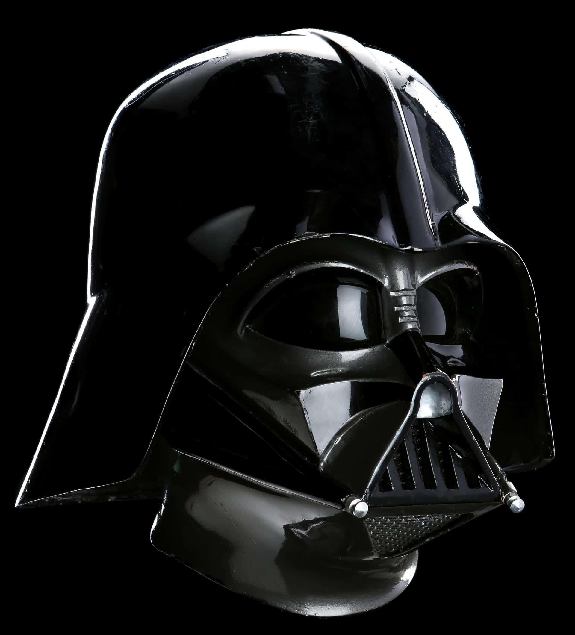 Itens dos filmes de Star Wars serão leiloados!