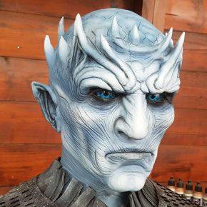 Game of Thrones: Artista cria escultura incrível de Rei da Noite
