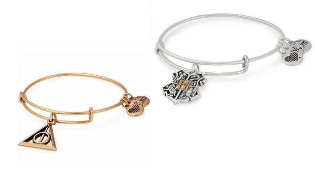 Coleção de jóias Harry Potter: braceletes, anéis e brincos inspirados na saga de J. K. Rowling