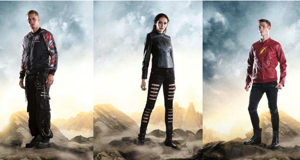 Hot Topic lança coleção de jaquetas Liga da Justiça