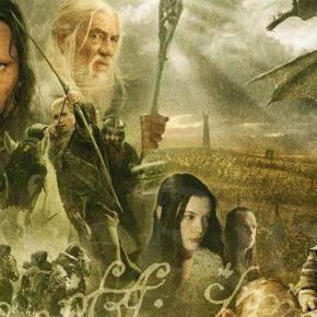 Senhor dos Anéis vai virar série da Amazon